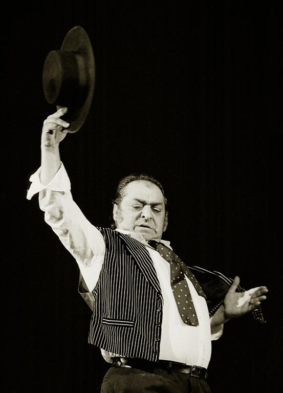 Antonio Montoya El Farruco: cada día bailamejor